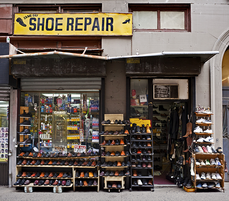 Shoe Repair Manhattan Ny