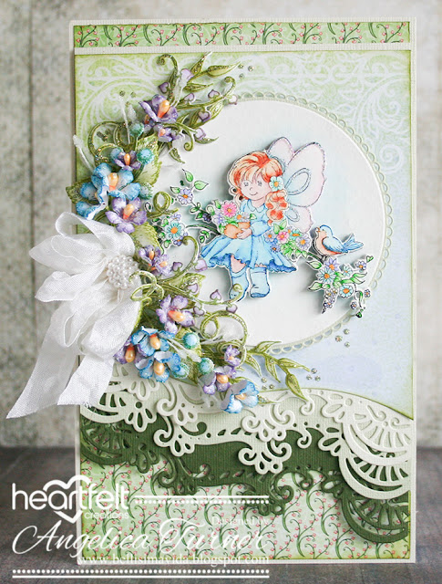 New Singing in the Rain Collection from Heartfelt Creations