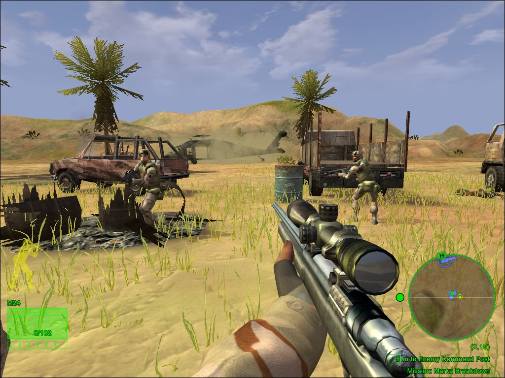 Free Download Game Delta Force