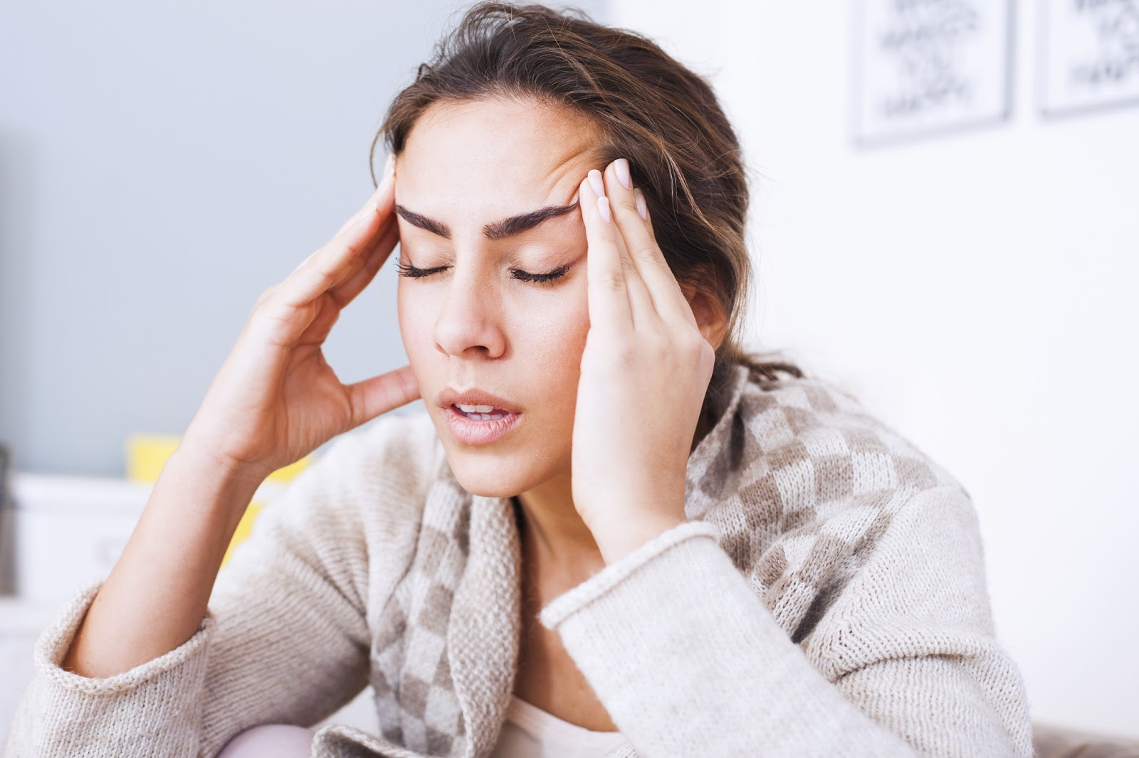 Frequent Headaches Can Be Related To