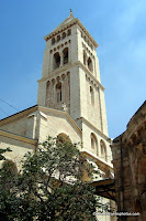 Israel Travel Guide - Christian Holy Places: Lutheran Church of the Redeemer (The Christian Quarter)