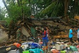 Data terbaru Korban Tsunami, Sebanya 373 Meninggal, 1.459 Luka-Luka, dan 128 Hilang...