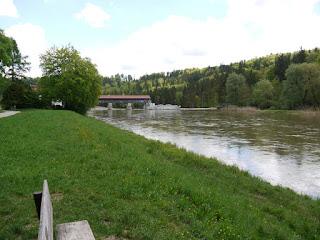 Isar-Stauwehr bei Buchenhain/Baierbrunn