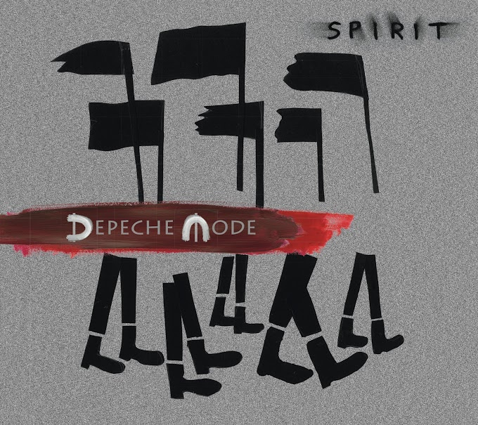 CD - Depeche Mode - Spirit