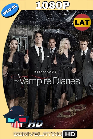 The Vampire Diaries Temporada 08 NF WEB-DL 1080p Latino-Ingles MKV