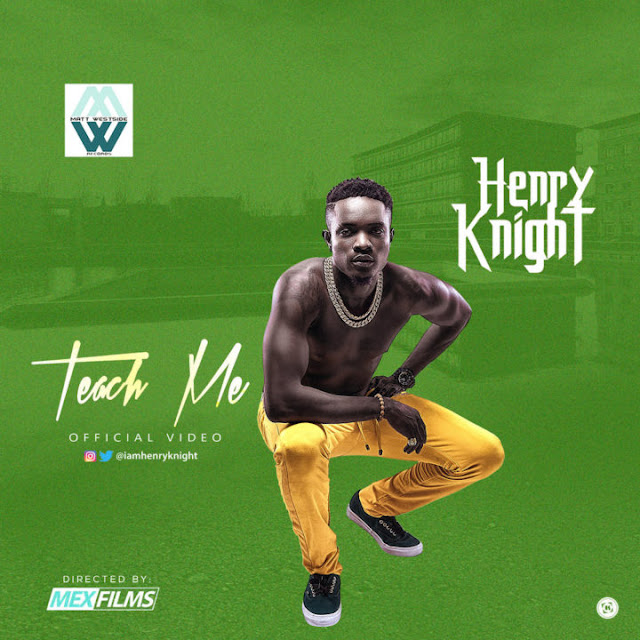 Video: Henry Knight – Teach Me