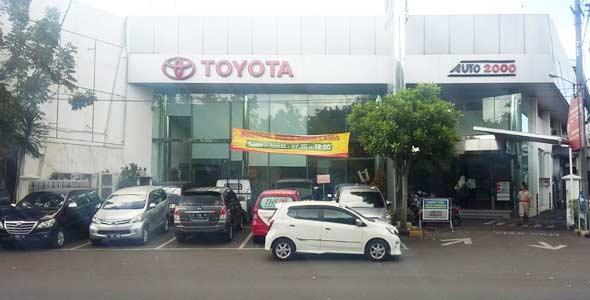 Dealer Resmi Auto 2000 Toyota Surabaya