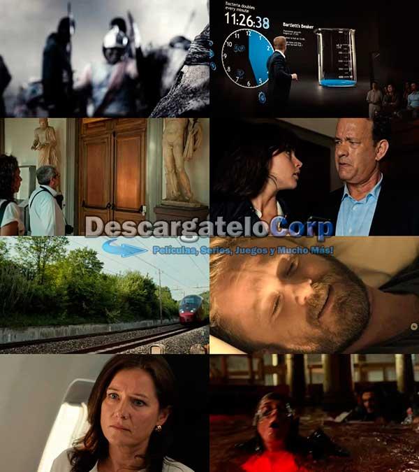 Inferno (2016) DVDRip Español Latino