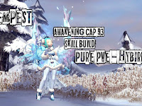 [Dragon Nest] Tempest Cap 93 Awakening Skill Build