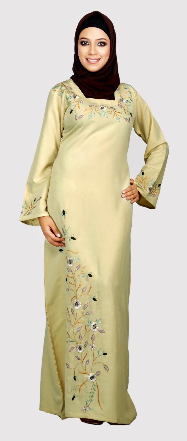 Arabian Ladies Dresses Fashion World Latest 2014