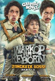 Film Komedi Indonesia Terbaik Warkop DKI Reborn