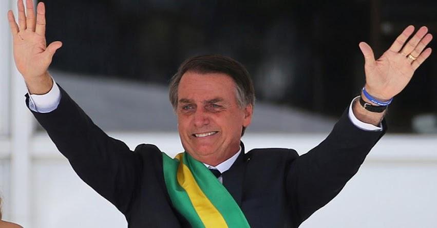 JAIR BOLSONARO: Presidente de Brasil aumentará edad de pensiones y reducirá beneficios a trabajadores, sostiene que el empleador «gana poco»