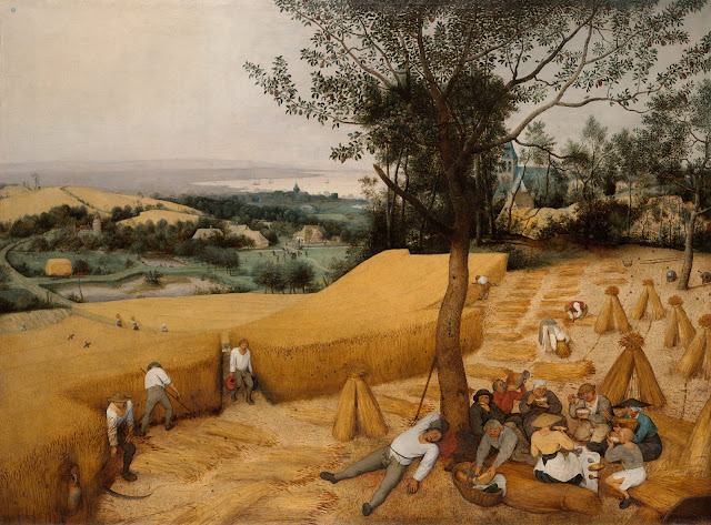 Pieter Bruegel the Elder Mietitura