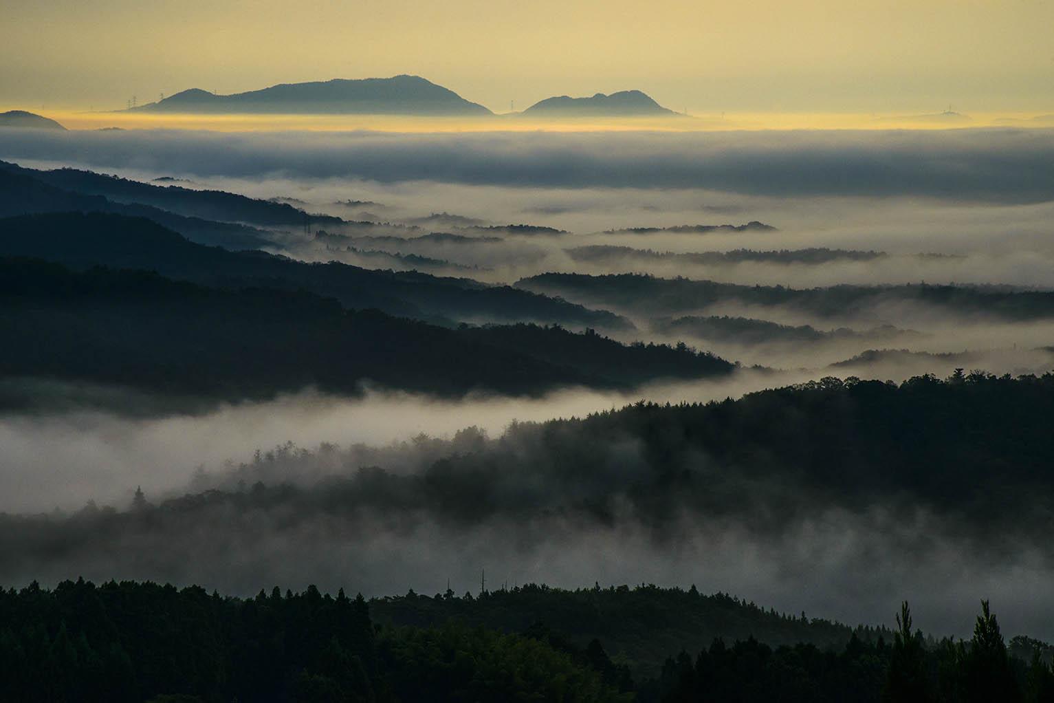 飾る写真撮ってます: 雲景