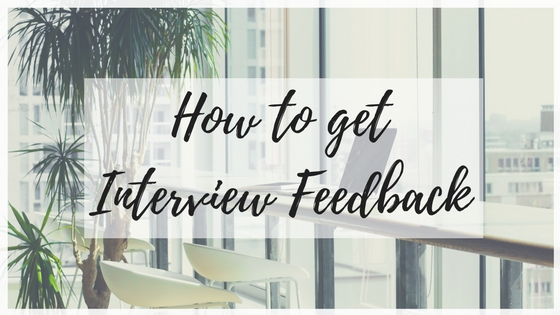 How to get Interview Feedback