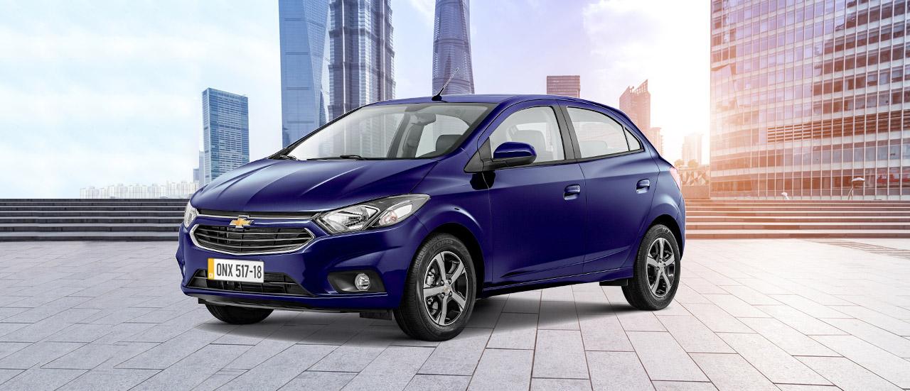 Chevrolet Onix 2018 ganha versão enfeitada Effect - preços ...