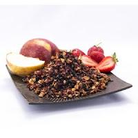 Ceai infuzie cu gust de capsuni si kiwi