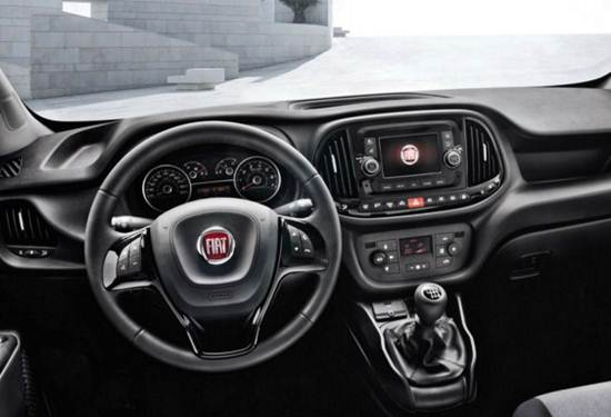 2017 Fiat Doblo Specs