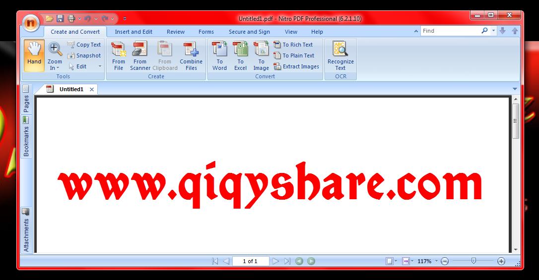 nitro pdf download