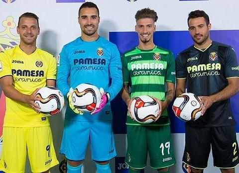 Villarreal là đội làm ăn có lãi nhất thị trường chuyển nhượng