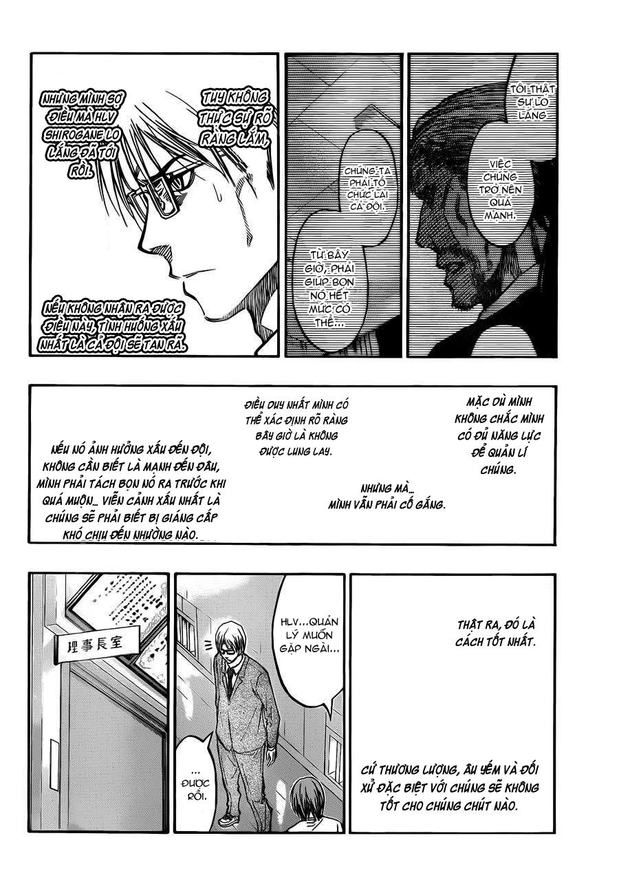 Kuroko No Basket chap 219 trang 18