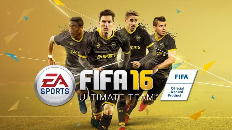 FIFA 16 Ultimate Team For Android (APK + OBB Data) - Free Download