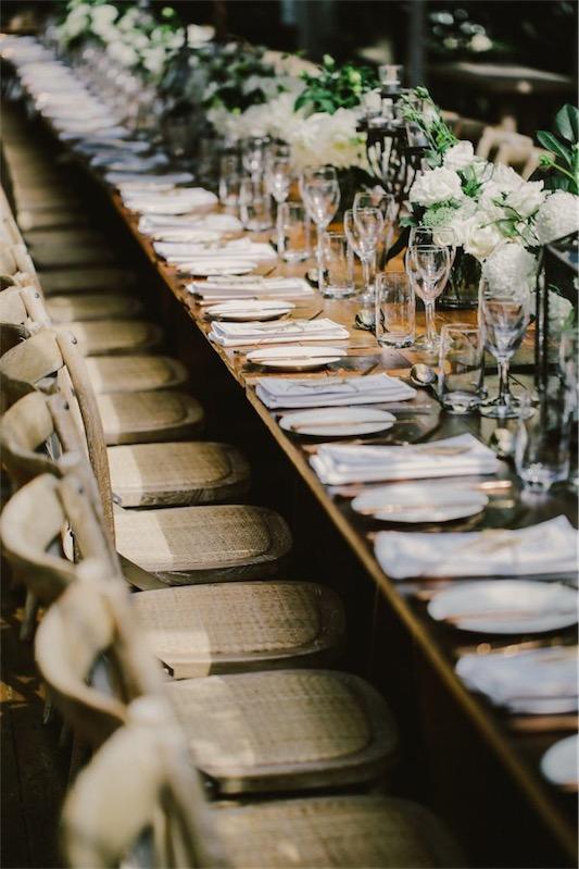 boda en invernadero ideas
