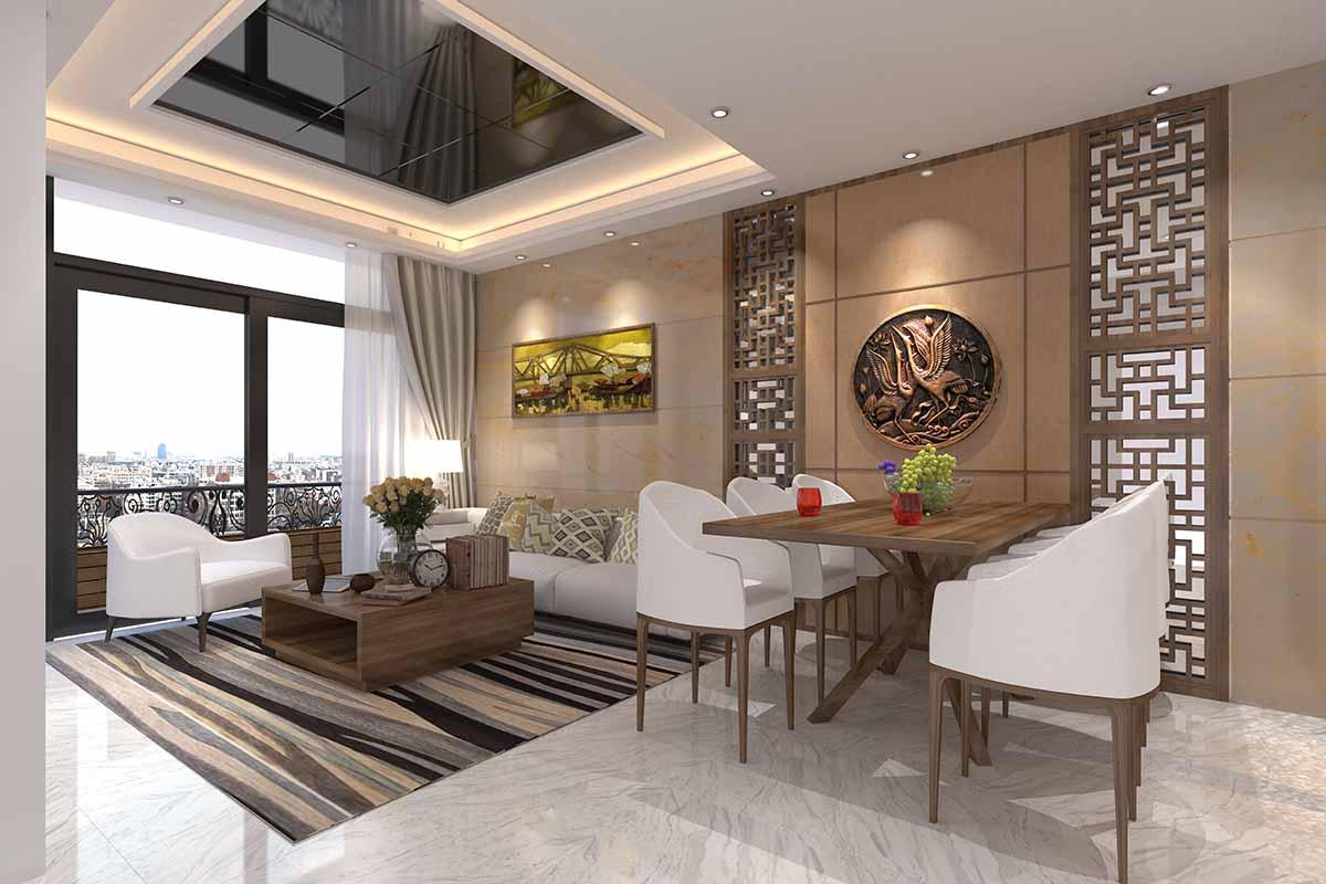dự án căn hộ 44 Yên Phụ