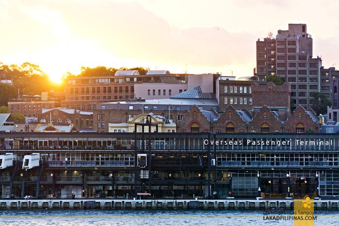 DIY Walking Tour Sydney Circular Quay