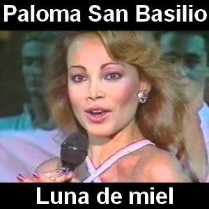 Paloma San Basilio - Luna de miel