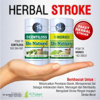 Image cara menyembuhkan stroke setengah badan