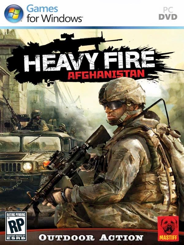 Heavy Fire Afghanistan Full Pc Action Game Free Download