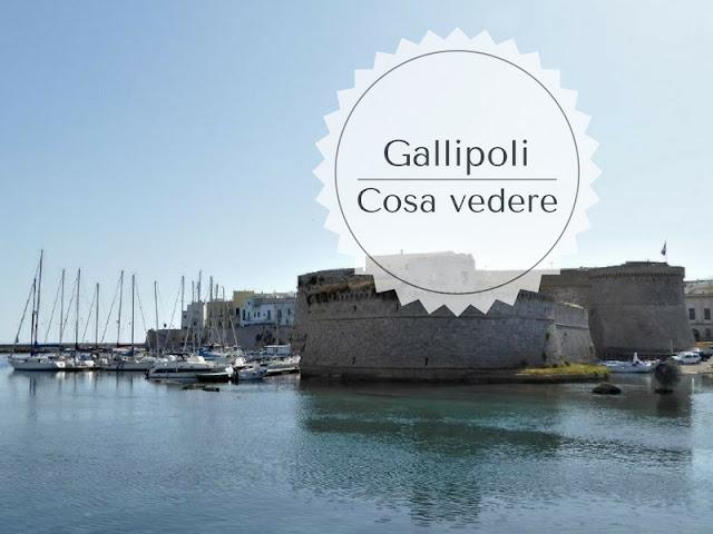 Cosa vedere a Gallipoli in un giorno: il centro storico