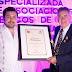 Fortalece Fernando Castellanos vínculos con federación médica para elevar la calidad de la salud en Tuxtla Gutiérrez