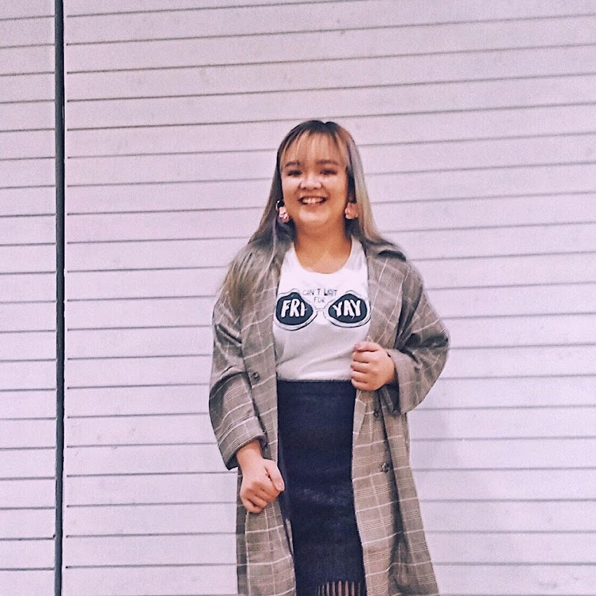 Not just your ORDINARY TEES inspired by  Margaret Zhang