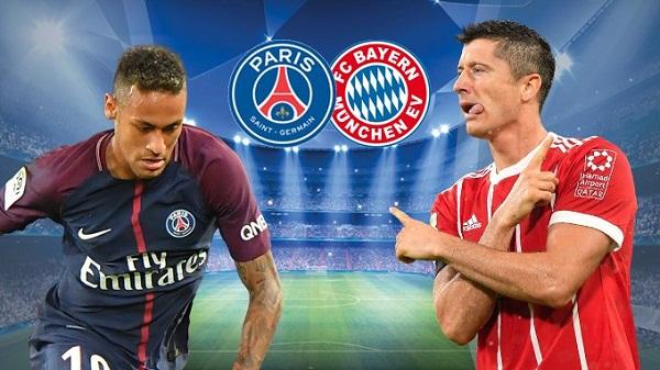 PSG vs Bayern Munchen