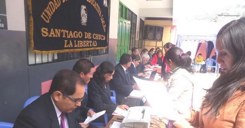 Con xito finaliz proceso de adjudicaci n de plazas para for Plazas docentes 2017