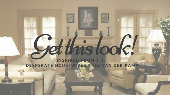 Get your look of Bree Van Der Kamp