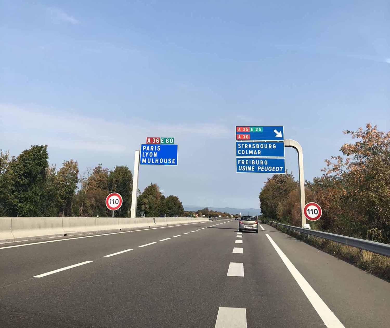 Ranska France road trip