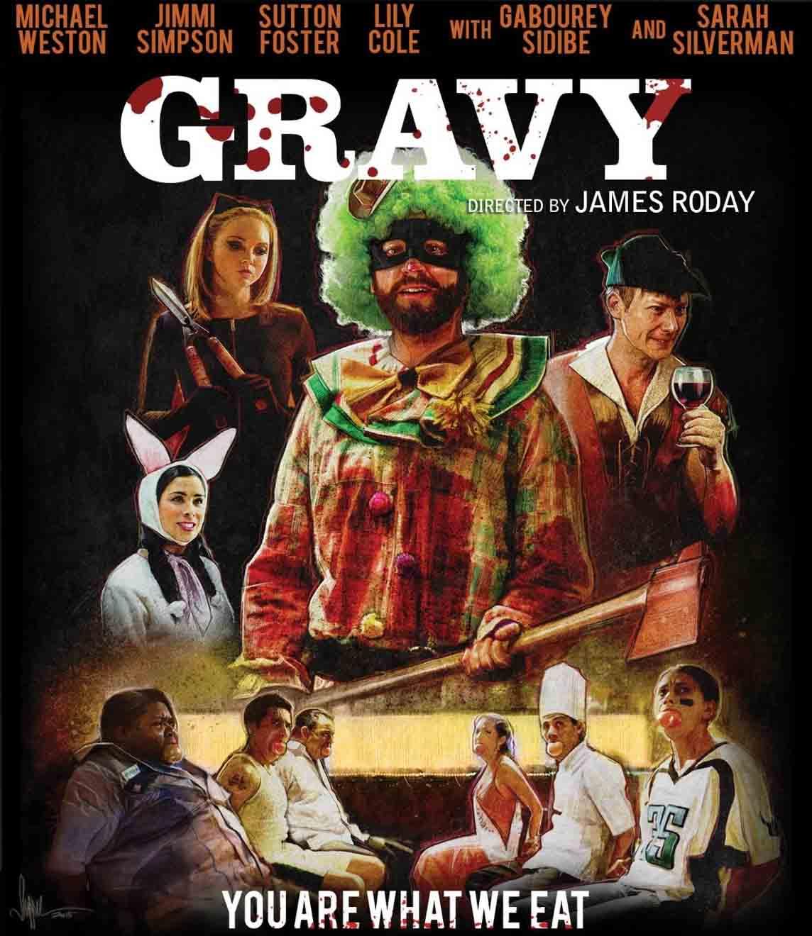 Gravy Torrent - Blu-ray Rip 1080p Legendado (2015)