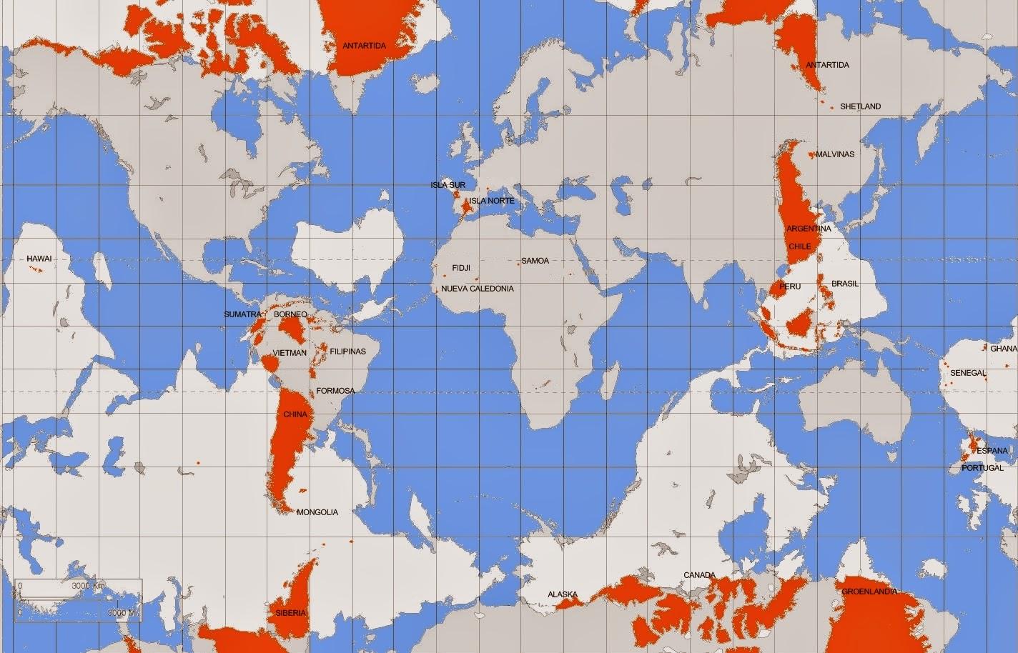 Glosario de Geografía