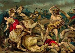 mito de hercules heracles el cinturon de hipolita