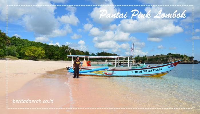 Pantai Pink Lombok