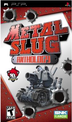 Game Metal Slug Anthology (Usa) Iso Ppsspp