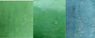 Bioplastik gliserol 10%, 15%, 20%