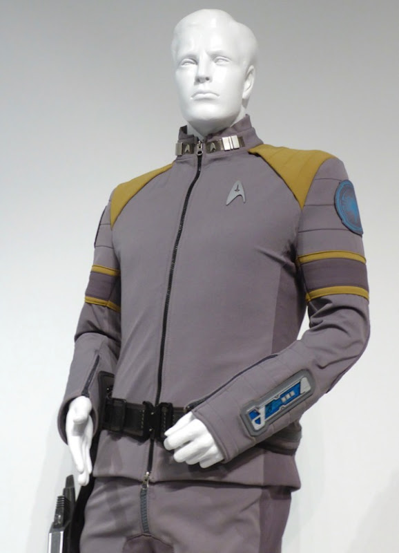 Captain Kirk Star Trek Beyond Starfleet Command uniform