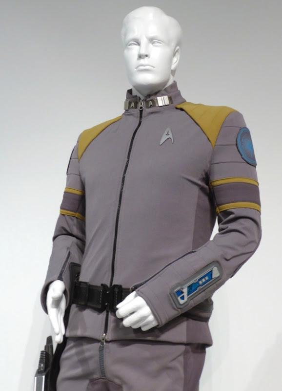 Captain Kirk Star Trek Beyond Starfleet Command uniform