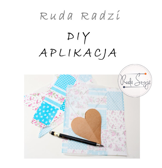 Ruda Radzi.....DIY....Aplikacja