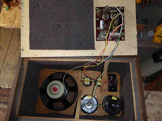 Pioneer CS-88A Loudspeaker - Back Panel Removed