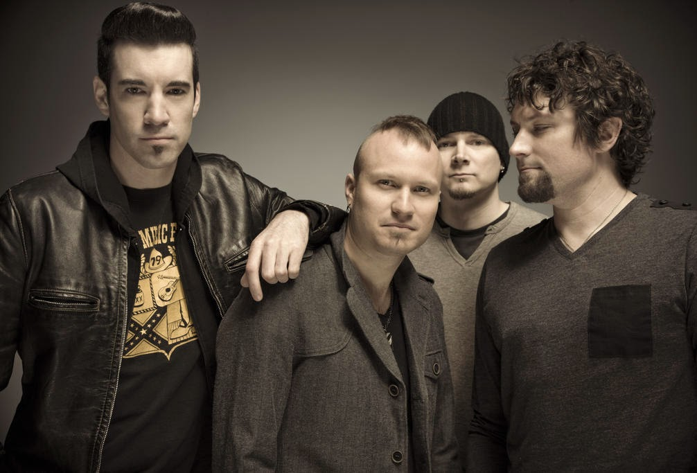Theory Of A Deadman - band